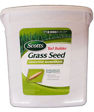 Scotts Argentine Bahia Grass Seed - 5 Lbs. Pail (Covers 2,000 sq. ft.)