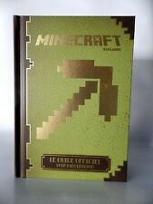 Buch Neu Minecraft Le Anleitung Offiziell für Fein Start Version Francaise