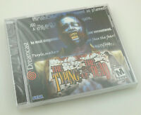 Sega Dreamcast - Typing of the Dead - Brand New Factory Sealed