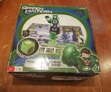 Green Lantern Power of the Ring Board Game