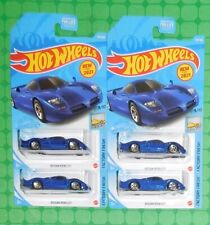 2021 Hot Wheels Factory Fresh #138 - Nissan R390 GT1 - Lot of 4 - New for 2021
