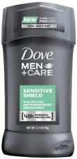 Dove Men+Care Antiperspirant Deodorant, Sensitive Shield 2.7 oz (Pack of 2)