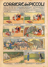 [452] CORRIERE DEI PICCOLI ed. F.lli Crespi 1932 n.  43 stato Buono