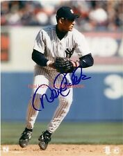 DEREK JETER New York Yankees Rare Autographed 8x10 Photo (RP)