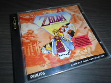 ZELDA : THE WAND OF GAMELON CD-I PHILIPS - CDI VERSION FRANCAISE RARE