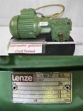 Lenze 0,25 kw 25 min engranajes motor Gearbox 7kb4-999h