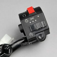 "Motorcycle 7/8"" Handlebar Headlight Electrical Start Right Switch Suzuki 12V DC"