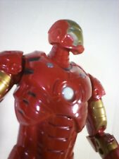 Iron Man Electronic 12 inch Repulsor figure 2007 Sound and Lights work Great