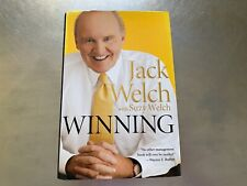 Winning by Suzy Welch and Jack Welch (2005, Hardcover) s#8988