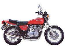 Kawasaki KZ650 (Z650) SERVICE , Owner's  & Parts Manual CD