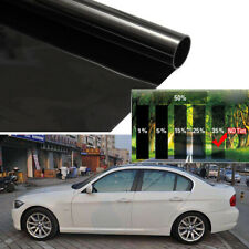 Universal 50cmx3m Black 35% Car Home Glass Window TINT TINTING VLT Pro Film Roll