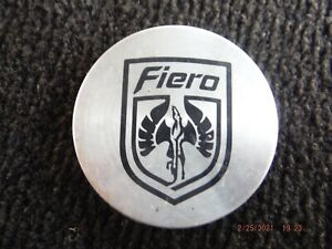 84 85 86 87 88 Pontiac Fiero OEM alloy wheel center cap 14026820