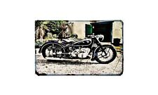Bmw R67 Motorbike A4 photo Retro Bike