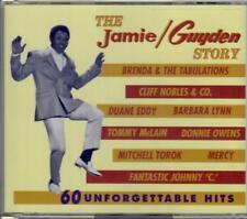 THE JAMIE / GUYDEN STORY 2 CDs + Booklet Bear Family