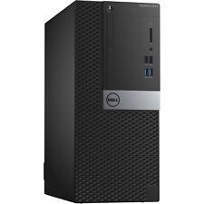 Dell OptiPlex 3040 Tower i7-6th 16GB  120 GB SSD+1TB HDD WIN10 PRO DVD-RW