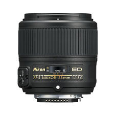Nikon AF-NIKKOR 35mm f/1.8G Lente ED S