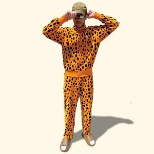 Cheetos x Bad Bunny Collection by Adidas Tracksuit Jacket & Pants Size Large