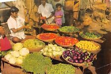 India Vegetable Dealer Bombay