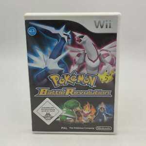 Pokémon Battle Revolution Nintendo Wii OVP Mit Anleitung Wie Neu Getestet
