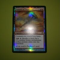 FOIL Hammer of Purphoros x1 Theros 1x Magic the Gathering MTG