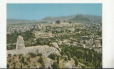 BF30456 airview of acropolis  athens  greece  front/back image