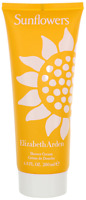 Sunflowers by Elizabeth Arden For Women Shower Gel 6.8oz New