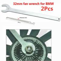 32mm Fan Clutch Nut Wrench Water Pump Holder Removal Tool Viscous Fan For BWM