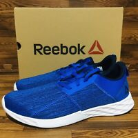 Reebok Astro Ride Strike (Men's Size 10.5) Running Sneakers Blue CrossFit Shoes