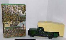 Avon Vintage The Camper Decanter - Deep Woods - After Shave & Talc