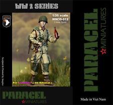 1/35 Scale resin model kit WW2 U.S. Airborne privé comédien 4th Carabinier