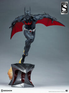 SIDESHOW EXCLUSIVE BATMAN BEYOND PREMIUM FORMAT FIGURE Statue Superman Robin