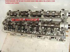 Ford Ranger Mazda BT-50 WL-C 2.5 WE-C 3.0 16V  DURATORQ 2006+ CYLINDER HEAD NEW