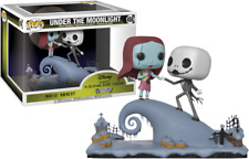 FUNKO POP!Nightmare Before Christmas Jack & Sally Under Moonlight Movie Moments