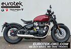 2022 Triumph Bonneville Bobber 2022 Triumph Bonneville Bobber, with 1 available now!