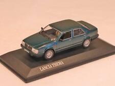 Lancia Thema 1/43 green metallic 783021  Norev