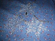 Christmas Ornaments 3 Intricate Plastic Snowflakes  3 5/16 to 3 3/4 Inch High