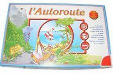 Jeu de société l'Autoroute - Version en euros - Dujardin - Code de la Route -