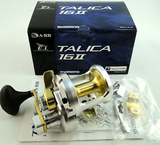 NEW SHIMANO TALICA 16II 16 2-SPEED REEL **U.S SELLER FREE 1-3 DAYS DELIVERY**
