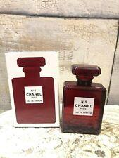 CHANEL No 5 eau de parfum  3.4 Fl.oz/100mL  limited edition, NEW,SEALED