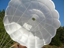 Vintage G.Q. Security Parachute; 1983, ser.no. 7-0167, Sky Diving, Plane Jumps