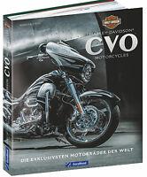 Sondermodelle von Harley Davidson CVO Modelle Custombike Custom Bike Buch Book