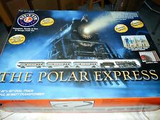 LIONEL O  SCALE # 6-31960 POLAR EXPRESS TRAIN SET--BRAND NEW IN ORIG BOX AND PKG