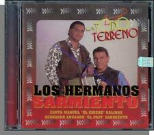 Los Hermanos Sarmiento - La Todo Terreno - New 1997, 11 Song Spanish CD!