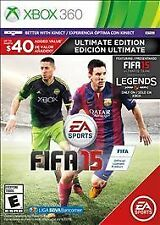 FIFA 15 Ultimate Team Edition - Xbox 360 VideoGames