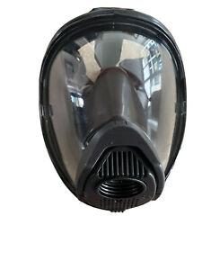 Dräger Atemschutzmaske F2/Futura Gasmaske Feuerwehr THW