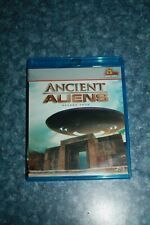 ANCIENT ALIENS SEASON 4 - BLU-RAY - WATCHED ONCE!