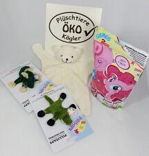 *Spielzeug-Set,Baby Schmusetuch,Little Pony Puzzle,Phillitaps Kuschel, Nicolaus