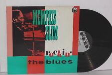 MEMPHIS SLIM Rockin' The Blues House Charly Sassy Mae Guitar Cha Cha Comeback