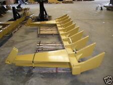 "dozer blade root rake, 126"" wide, 1575 lbs AR400 steel NEW"