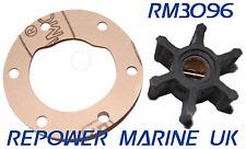 Impeller Replaces Yanmar Marine #; 104211-42070, 104211-42071
